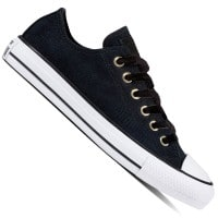 Converse Chuck Taylor All Star OX Damen-Sneaker Black/Black