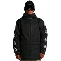 Volcom Deadlystones Insulated Jacket Black