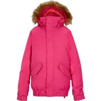 Burton Girls Twist Bomber Jacket Kinder-Snowboardjacke Marilyn