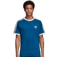 adidas Originals 3-Stripes Tee Herren-Shirt Legend Marine
