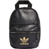 adidas Originals Mini Backpack Black/Gold