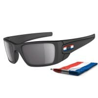 Oakley Fuel Cell WM Edition Holland Matte Black/Black Iridium