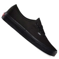 Vans Authentic Unisex-Sneaker Black/Black