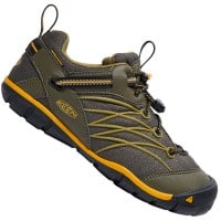 Keen Chandler CNX WP Youth - Dark Olive Citrus