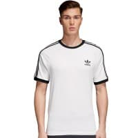 adidas Originals 3 Stripes Tee Herren-Shirt White