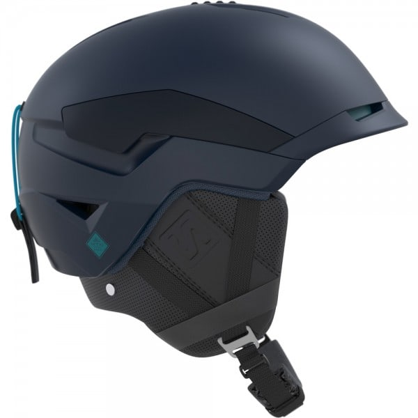 Salomon Quest Skihelm Navy