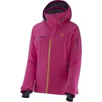 Salomon Speed Jacket W Damen-Skijacke 363759 Daisy Pink