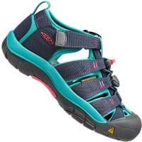 Keen Youth Newport H2 Kinder-Sandalen Midnight Navy/Baltic
