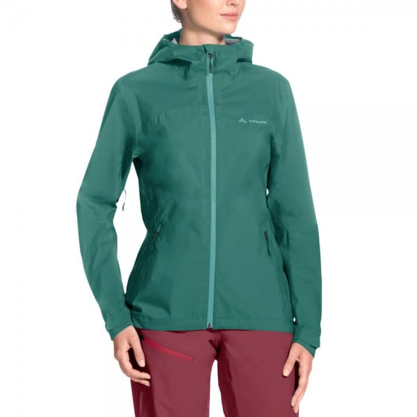 Vaude Moab Rain Jacket Nickel Green