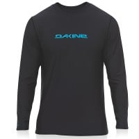 Dakine Mens Heavy Duty L/S (LOOSE) Longsleeve Lycra Black