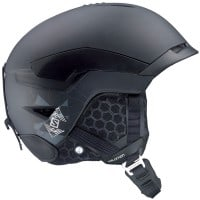 Salomon Quest Ski-Helm 367003 Black Matte