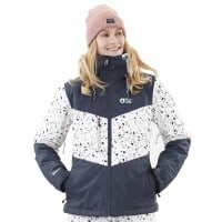 Picture Week End Jacket Terrazo White