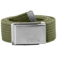 Fjaellraeven Canvas Belt Green