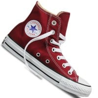 Converse Chucks All Star HI Maroon