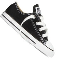 Converse All Star OX Kleinkind Chucks Black
