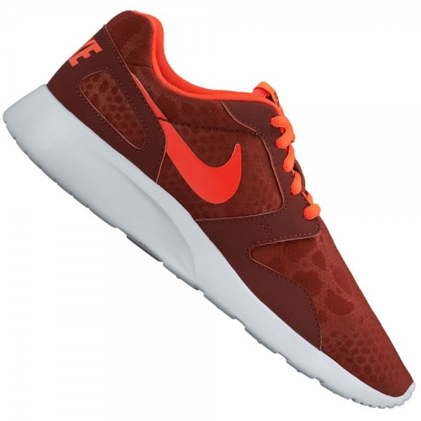 Nike Kaishi Print Damen-Sneaker Team Red/Bright Crimson