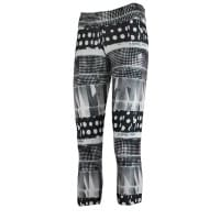 adidas Performance ULTAOP 3/4 Tight W Damen-Laufhose Black/White
