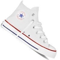 Converse All Star HI Kinder Chucks Optical White