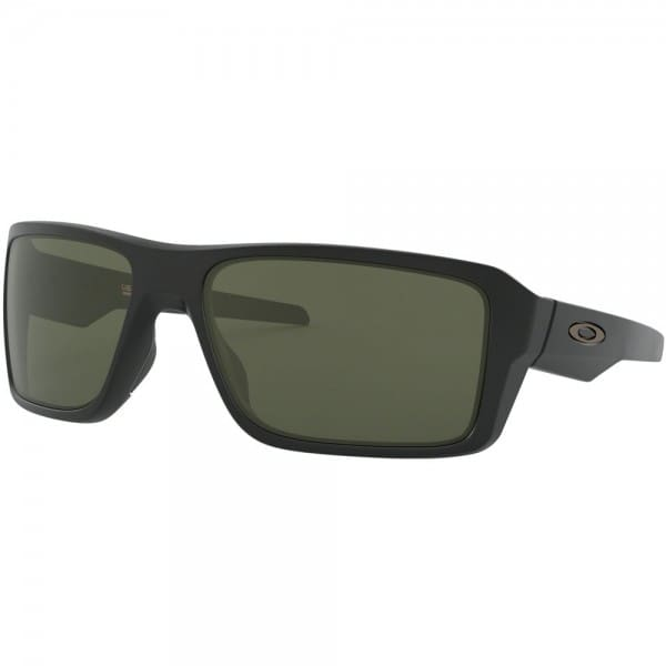 Oakley Double Edge Matte Black/Dark Gray