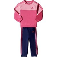 adidas Performance Crew Jogger Kinder-Trainingsanzug S21417 Pink