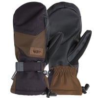 Picture Wrigley Glove Herren-Fausthandschuhe Black/Brown