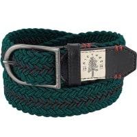 Picture Hollyday Belt Guertel Emerald Black