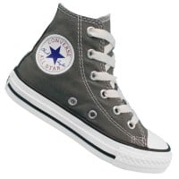 Converse All Star HI Kleinkind Chucks Charcoal