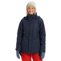 Burton Jet Set Jacket Dress Blue