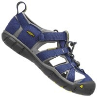 Keen Seacamp II CNX Junior Sandale Blue Depths Gargoyle
