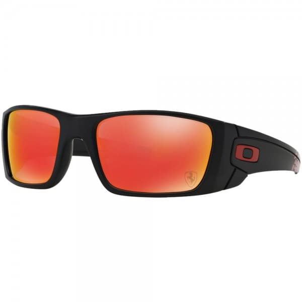 Oakley Fuel Cell Matte Black Ruby Iridium