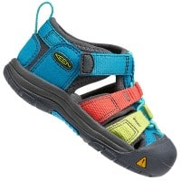 Keen Newport H2 T Kinder Sandale Hawaiian Blue/Multi