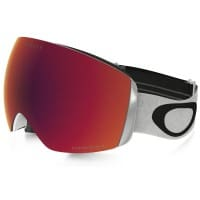 Oakley Flight Deck XM Snowboardbrille White Prizm Torch Irid