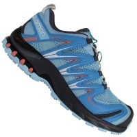 Salomon XA Pro 3D W Damen-Laufschuh 370810 Air/Blue Line/Melon Bloom