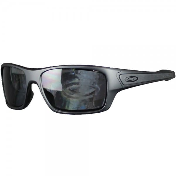 Oakley Turbine Matte Black/Grey Polarized