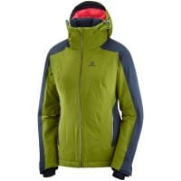 Salomon Brilliant Jacket Avocado