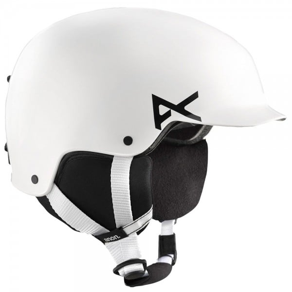 Anon Scout Snowboardhelm White