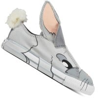 Converse CT All Star Creatures OX Infant Kinder-Schuhe Pure Platinum