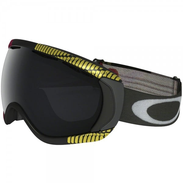 Oakley Canopy Flight Series Snowboardbrille Marauder/Dark Grey