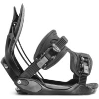 Flow Alpha Snowboardbindung 2020 - Black
