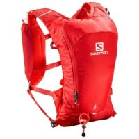 Salomon Agile Set Fiery Red