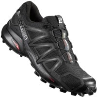 Salomon Speedcross 4 Damen-Laufschuhe Black/Metallic