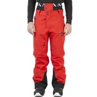 Picture Track Pant Red