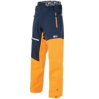Picture Alpin Pant Dark Blue Yellow