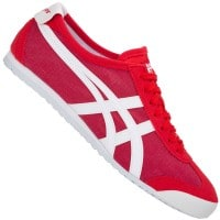 Onitsuka Tiger Mexico 66 Sneaker Classic Red
