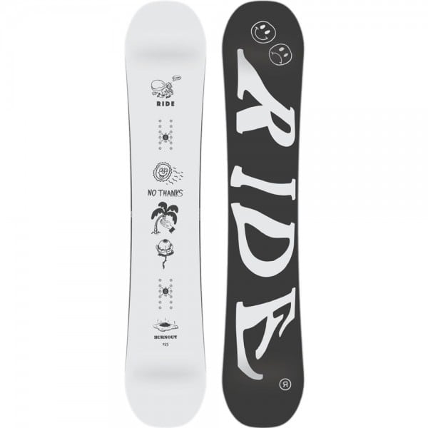 Ride Burnout Snowboard 2019
