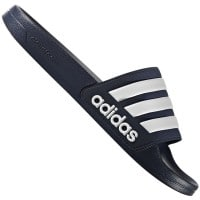 adidas Neo Adilette Shower Navy/White