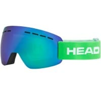 Head Solar FMR Green/Smoke