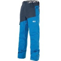 Picture Panel Pant Blue