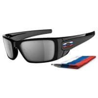 Oakley Fuel Cell WM Edition Russland Polished Black/Black Iridium