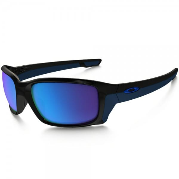 Oakley Straightlink Polished Black/Sapphire